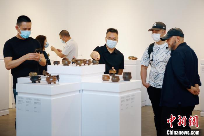 150余件明清宣德炉精品亮相北京华艺空间