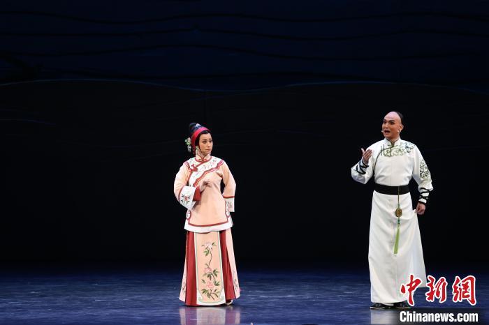 """第九届武汉""""戏码头""""中华戏曲艺术节开幕"""